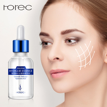 ROREC Hyaluronic Acid Whitening Face Serum Facial Anti-Aging Anti-Wrinkle Anti-Acne Liquid Essence Moisturizing for