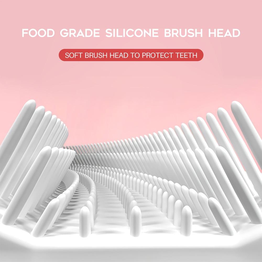 U 360 sonic escova de dentes elétrica