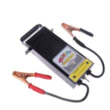 6V/12V Auto Batterij Load Tester Dynamo Opladen Systeem Tester Auto