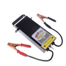 6v/12v akumulator samochodowy Tester obciążenia Alternator instalacja ładująca Tester samochodowy