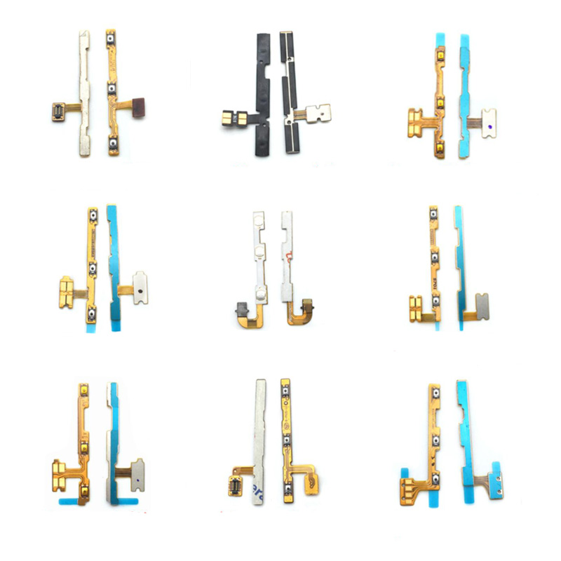 Power On/off Volume Key Button Flex Cable Ribbon For Huawei Honor 4C Pro 7S 6X 7X 6 7 Plus 8 9 Lite Honor 10 P Smart