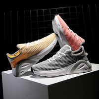 Women's Shoes Casual Fashion Sneaker Flat Platform Ladies Mens Running Shoes Woman Big Size 35 44 Mesh Lace up Chunky Sneakers