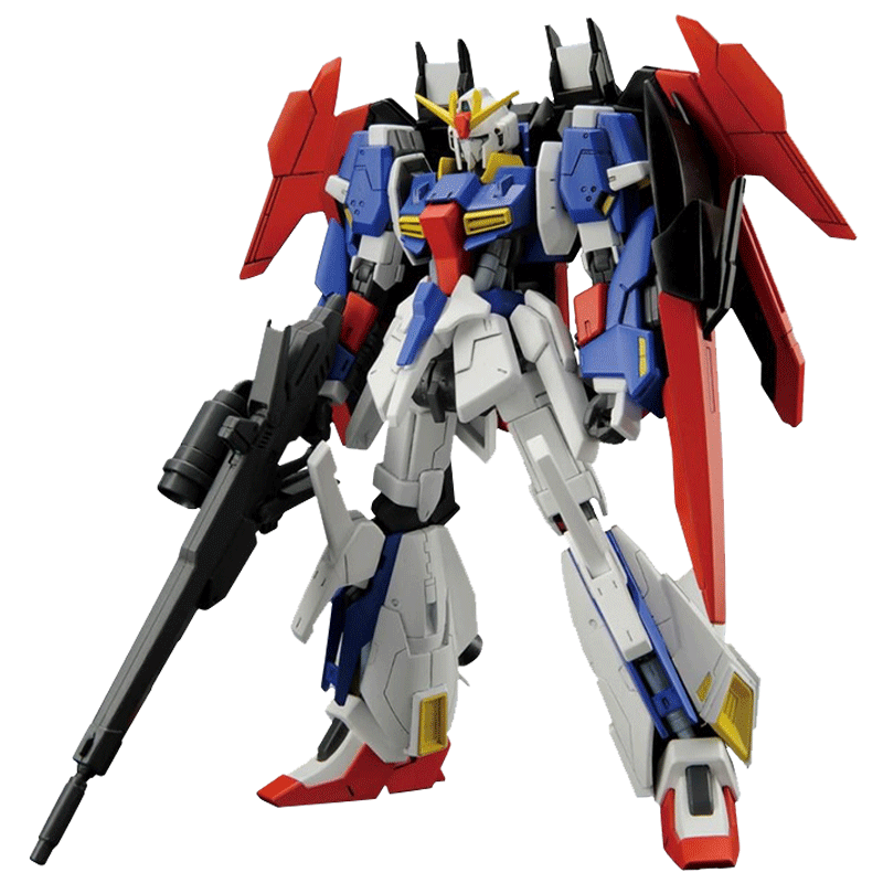 Gundam Model HGBF 040 1/144 Creator TRY Lightning Zeta Lightning Z Gundam