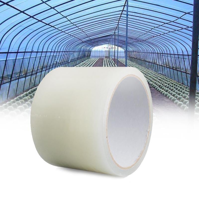 7CM / 10CM * 10M Special Tape For Greenhouse Film Repair Plastic Film Repair Tape For Agricultural Vegetable Greenhouse
