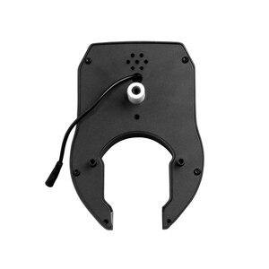 Image 4 - Concox BL10 Smart GPS Bike Lock Bluetooth Tracking Waterproof GSM GPS Locator Geo Fence With Solar Panel APP PC Realtime Positio
