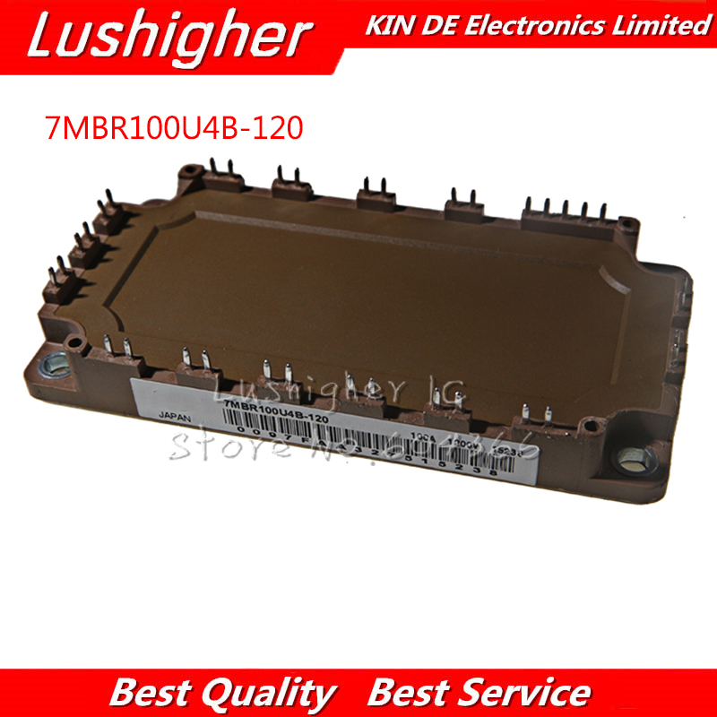 7MBR100U4B 120 7MBR100U4B120 50 module Free Shipping-in Integrated Circuits from Electronic Components & Supplies