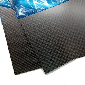 Image 4 - 1 PCS 400 mm x 500 mm גבוהה מרוכבים קשיות פחמן סיבי גיליונות צלחות סיבי פחמן לוח עבור חלקי מטוסים דגם מאטריה