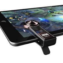J036 oyun denetleyicisi Joystick Rocker sopa enayi Shooter düğmesi tetik iPhone android cep telefonu Tablet oyunları Joystick