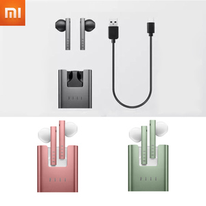 Xiaomi FIIL CC TWS bezprzewodowe słuchawki Bluetooth redukcja szumów słuchawki sportowe Bluetooth 5.0 z mikrofonem do smartfona
