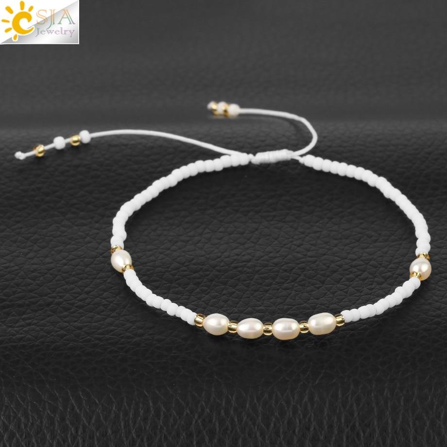CSJA-Miyuki-Bracelet-for-Women-Fashion-Pearl-Bracelets-2019-Delica-Beaded-Pulseras-Mujer-Moda-Tiny-Beads
