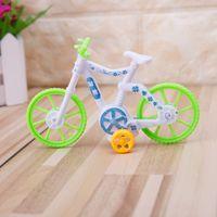 Mini Bicycle Toy Pull Back Bike Early Model Children Kids Educational Toys F42E
