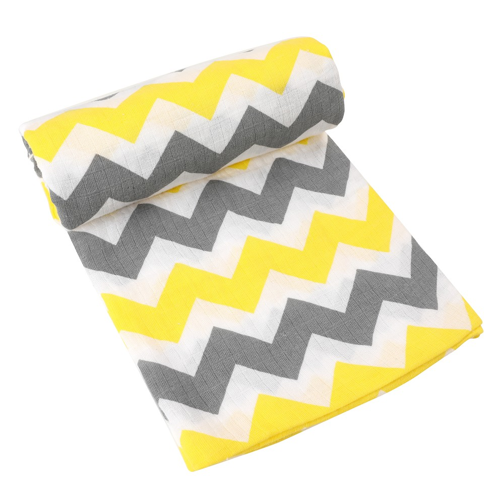 Baby Swaddle  Unisex Swaddle Wrap Soft Silky 100% Cotton  Swaddle Blankets Neutral Receiving Blanket For Boys And Girls