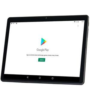 Image 4 - 10.1 Inch Máy Tính Bảng Android 7.0 Google Phát 3G Nghe Gọi Điện Thoại Viên Dual Sim Thẻ Wifi GPS Bluetooth 2.5D miếng Dán Kính Cường Lực Màn Hình