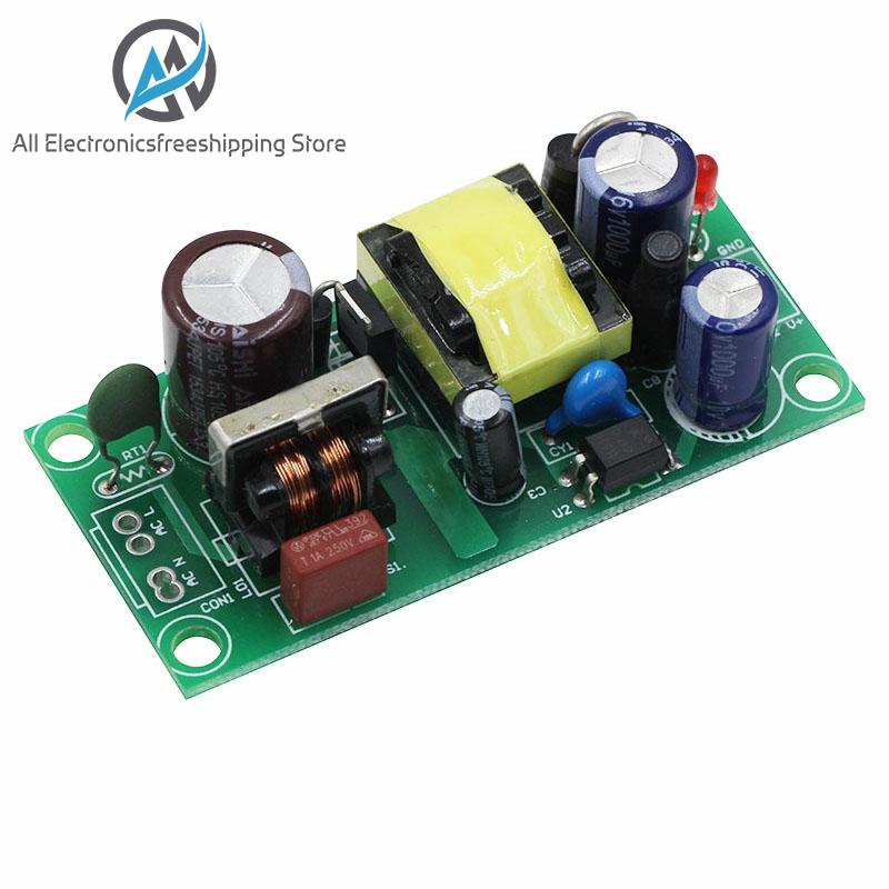 5V 2A AC-DC Switching Converter <font><b>Power</b></font> <font><b>Module</b></font> <font><b>Isolated</b></font> <font><b>Power</b></font> 220V to 5V Switch Step Down Buck Converter Bare Circuit Board image