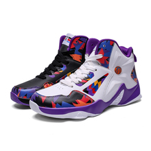 Buy 2019 spring and autumn new large 37-46 men's air cushion Jordan retro professional basketball shoes men's casual running shoes directly from merchant!