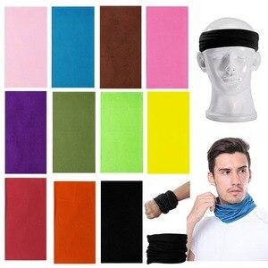 2020 Многофункциональный волшебный шарф для занятий спортом на открытом воздухе, обогреватель для шеи, походная езда на велосипеде, ободок дл...
