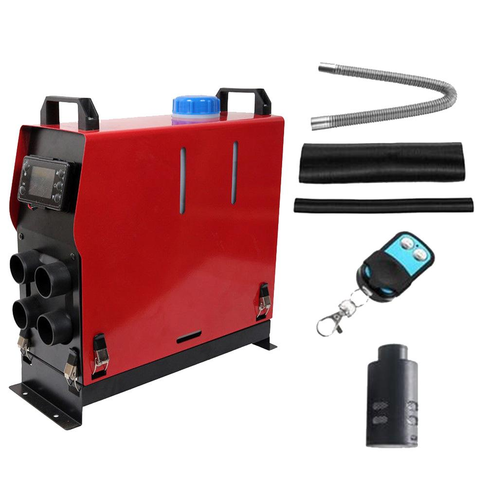 Moniteur d'affichage à cristaux liquides de réchauffeur de stationnement de réchauffeur d'air Diesel du réchauffeur 5KW de voiture avec à télécommande pour des camions bateaux dispositif de chauffage Diesel de voiture d'autobus