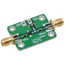 0.1-2000MHz RF Amplifier Wideband High Gain 30dB Low Noise Amplifier LNA Broadband Module Receiver digital transmission rf microwave broadband high frequency high linear power amplifier 30 1200mhz 0 2w