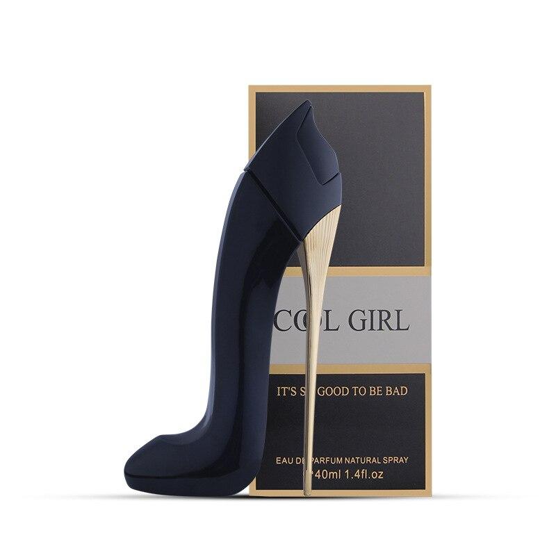 Women Perfume Eau De Toilette Feminino Body Spray Parfum Mujer Liquid Antiperspirant Fresh Fragrance High Heels W47