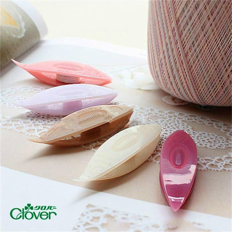 Clover kantan couture perle broderie outil paillettes outil craft aiguilles à coudre