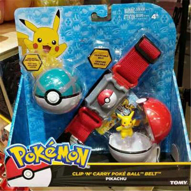 Pokemon belt clip card case holder. $2