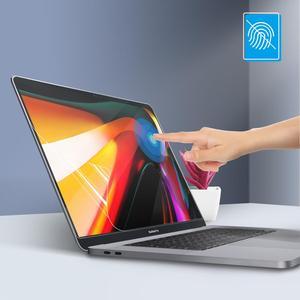 Image 2 - Lention מסך מגן עבור MacBook Pro 16 אינץ 2019 דגם A2141, HD ברור סרט עם הידרופובי ציפוי להגן macbook pro16