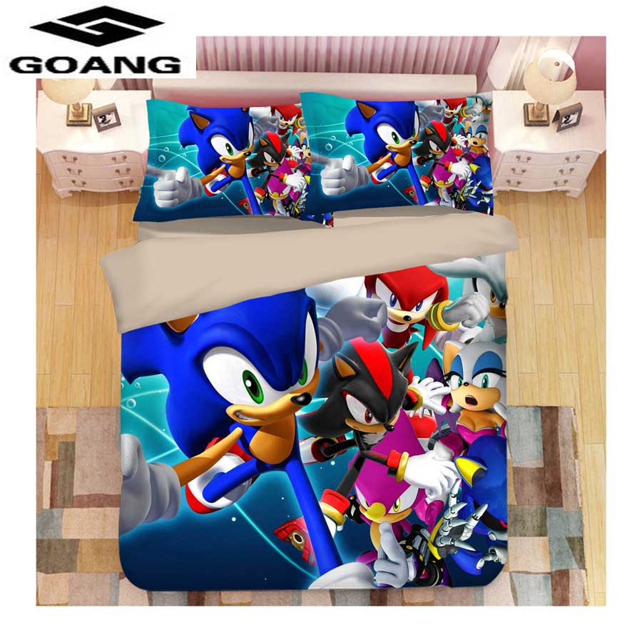 Collectibles Sonic The Hedgehog 95x55 Cm Mini Single Layer Flannel Fabric Baby Blanket 37383 Animation Art Characters Animation Characters Collectibles