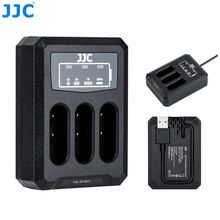 JJC USB Battery Charger สำหรับ Sony ZV 1 ZV1 DSC HX300 DSC HX350 DSC HX400 DSC HX400V DSC HX50 DSC HX50V DSC HX60แทนที่ NP BX1