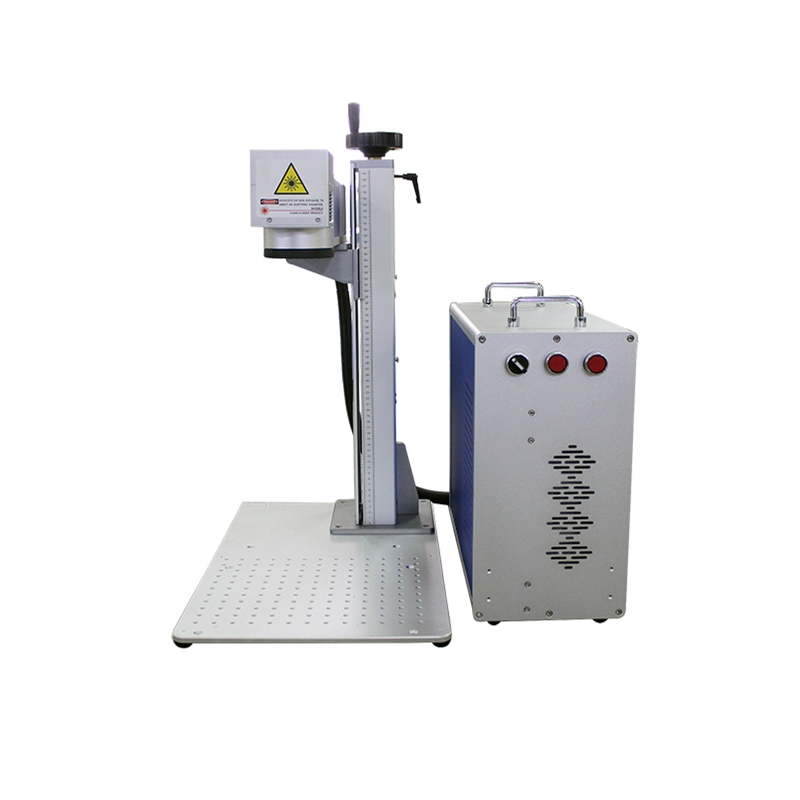 <font><b>CNC</b></font> Fiber <font><b>Laser</b></font> Nameplate Metal Marking Engraver Engraving Machine <font><b>20W</b></font> 30W 50W Super-<font><b>laser</b></font> Max Raycus for Stainless Steel image