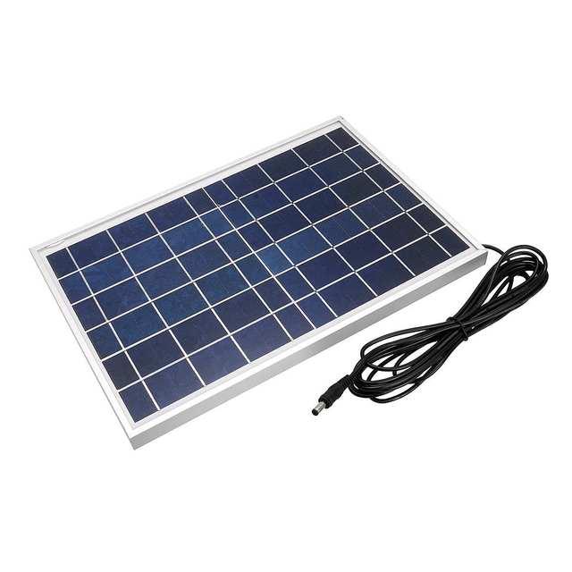 3 LED Solar Lighting System Kit 7500mAH USB Charging Household Generator Kit Outdoor Power Supply MP3 Radio Flashlight Emergency 5