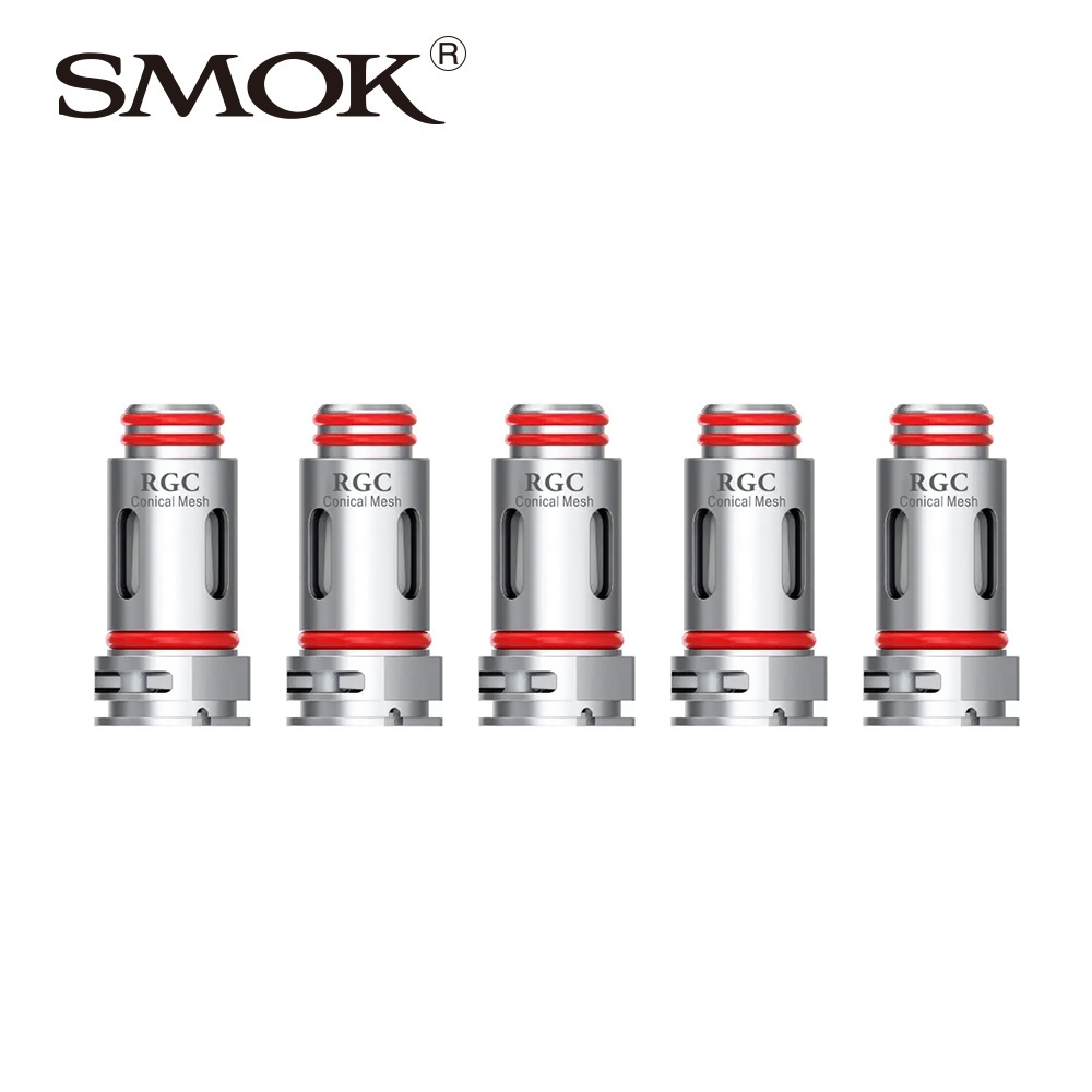 Original 5pcs/10pcs SMOK RPM80 RGC Coil With RGC 0.17ohm Coil For SMOK RPM80 / RPM80 PRO Kit Vape Coil Head Vs SMOK Nord Coil