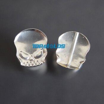 3D Skull Tablet Die 3D Pill Press Mold Candy Punching Die Custom Logo Calcium Tablet Punch Die