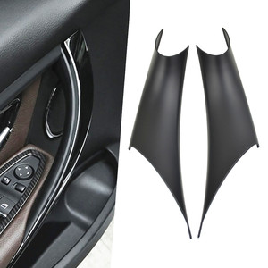 Image 4 - 자동차 스타일링 카본 스타일 인테리어 도어 핸들 BMW 3 4 시리즈 F30 F35 2012 2013 2014 2015 2016 용 보호 프레임 커버
