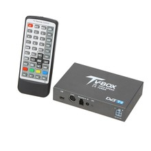 Tv-Receiver DVB-T2 Car-Dvb MPEG4 Digital External for Double-Antenna USB High-Speed 110km/H