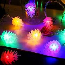 40 led pine cone…
