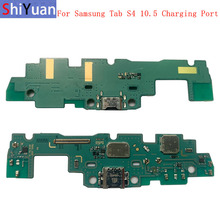 USB Charging Port Connector Board Parts Flex Cable For Samsung Tab S4 10.5 T830 T835 Flex Cable Replacement Part