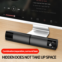 Computer Speaker USB Wired Powerful SoundBar Stereo Subwoofer Bass speaker Surround Sound Box for PC Laptop phone Tablet MP3 MP4 edifier e25hd heavy bass multimedia speaker with enhanced sound for laptop pc computer system 3d stereo music mini speaker