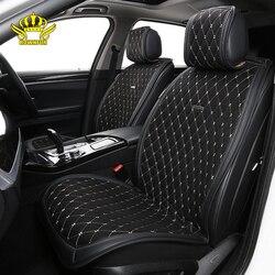 Накидки на сиденье автомобиля из алькантара ромб универсальный размер комфорт уют авточехлы из замши большее 1000 модель подходит для Тойота...