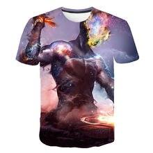 2021 verão impressão espaço galáxia roxo t camisa masculina 3d camiseta universo mangá curta impressão camisetas engraçado casua