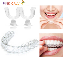1 Pair Dental Materials Teeth Whitening Dental Support Silicone Dental Tray Soft Teeth Care Whitening Cold Light Dentistry Care dental soft gum practice teeth model for students with removable teeth deasin