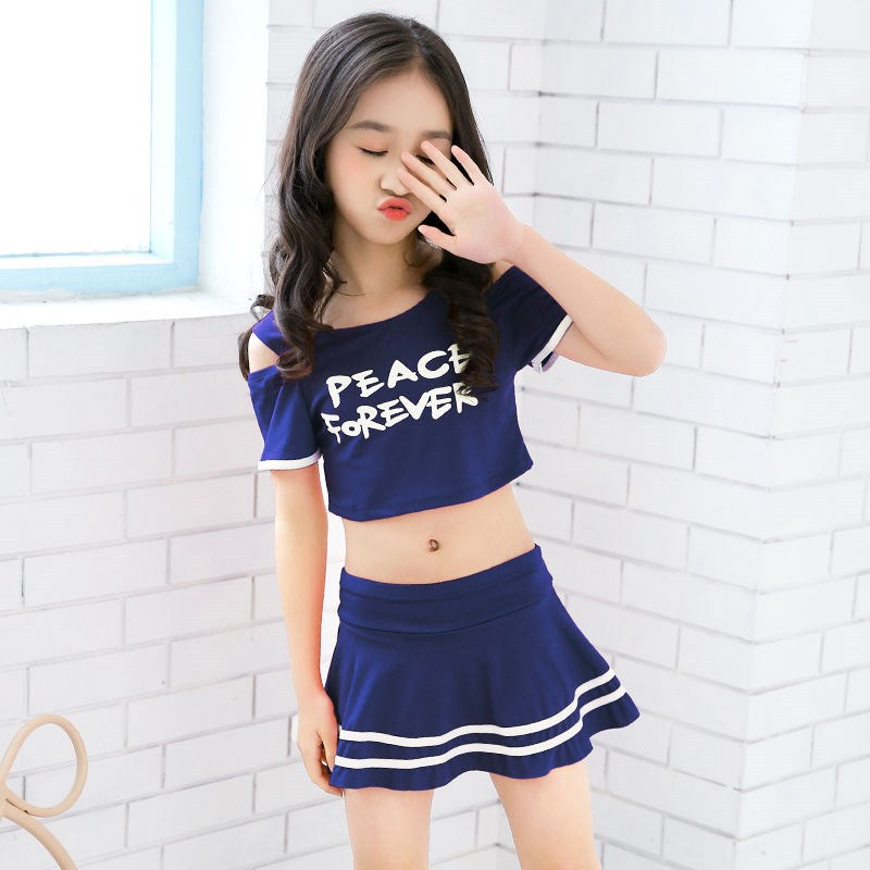 Baby Bathing Suit 4-10-Year-Old Girls Cute Suit 2 GIRL'S 5 Big Kid Split Type 0 Tour Bathing Suit 6 CHILDREN'S Swimsuit 4