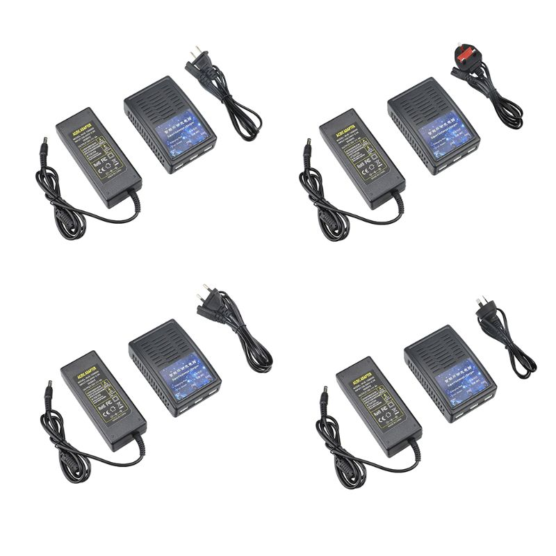 Smart Balace Charger Adapter Battery Charger for Hubsan Zino H117S/Zino Pro Spark Battery Charger Stand US/EU /UK/AU Plug