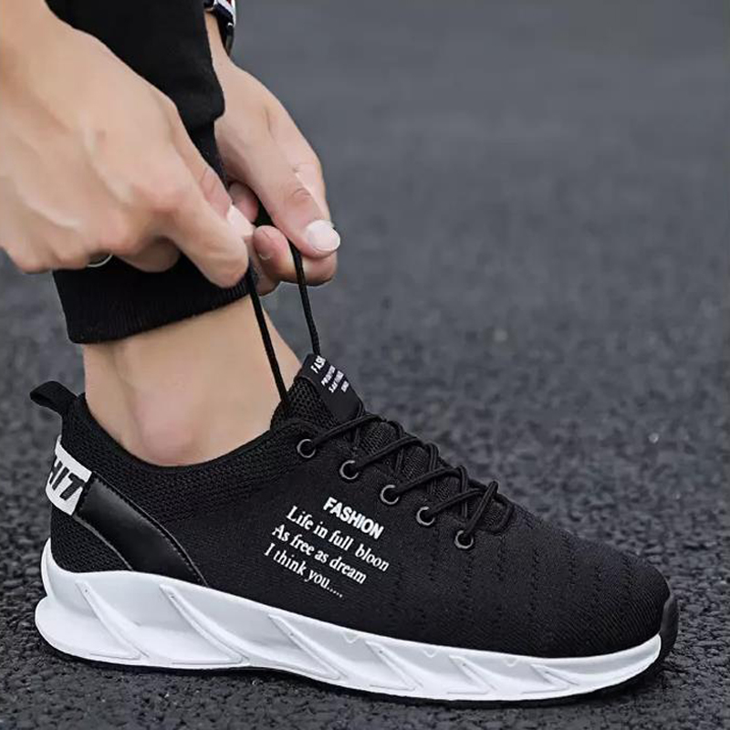 2019 Running Fashion Sneakers Platform Comfortable Trainers Men Outdoor C