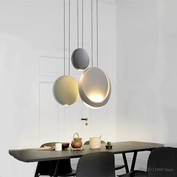 Post-modern Designer pendant light LED for dining room Living Room Indoor Home Deco Simple Hanglamp Restaurant Bar hanging lamps