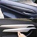 Стильная наклейка на панель автомобильной двери окна из углеродного волокна, накладка на панель для BMW X1 E84 2011 2012 2013 2014 2015