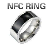 NFC Smart кольца многофункциональный интеллектуальный ювелирные изделия магия палец одежда водонепроницаемый