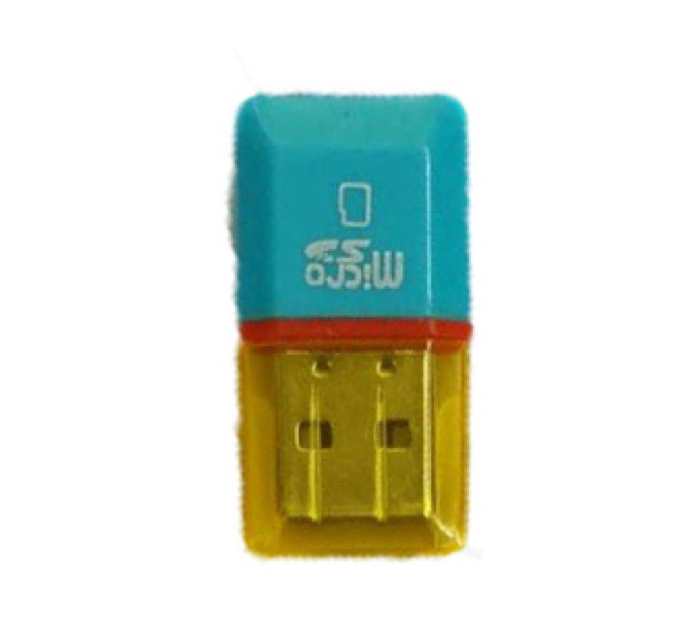 New Diamond USB 2.0 High-Speed SDHC T-Flash TF Card Reader