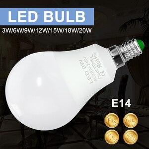 Lampa LED E14 Light E27 LED Bu