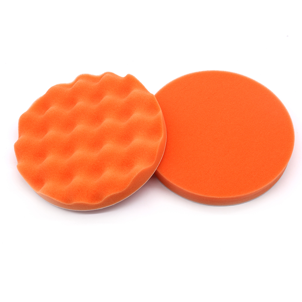 6 Inch Polishing Buffing Waxing Pad Kit For Car Polisher Buffer Wheel Kit Hand Power Tool Accessories