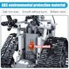 408PCS City Creative MOC RC Robot Electric Building Blocks Legoing Technic remote Control Intelligent Robot Bricks Toys For boys 4